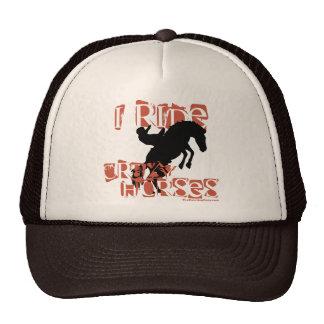 Monto caballos locos gorra