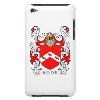 Montó el escudo de armas II Funda Para iPod De Case-Mate