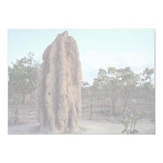 Montón gigante de la termita, Territorio del