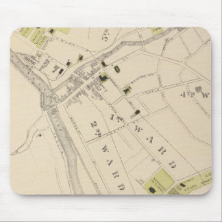 Montpelier and St Albans Mouse Pad