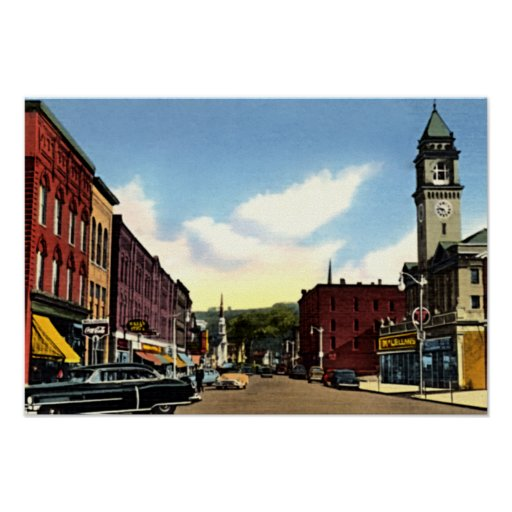 Montpelier, Vermont Posters