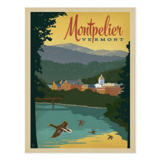 Montpelier, VT Postcard