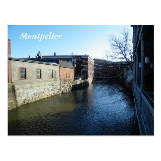 Montpellier Postcard