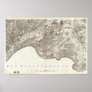 Montpellier Poster