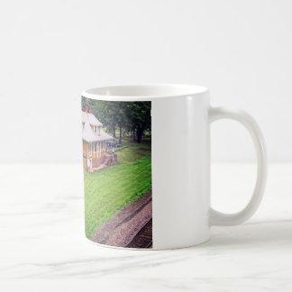 Montpellier Train Station Coffee Mug