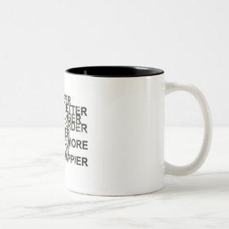 montra Two-Tone coffee mug