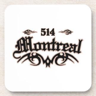 Montreal 514 posavasos