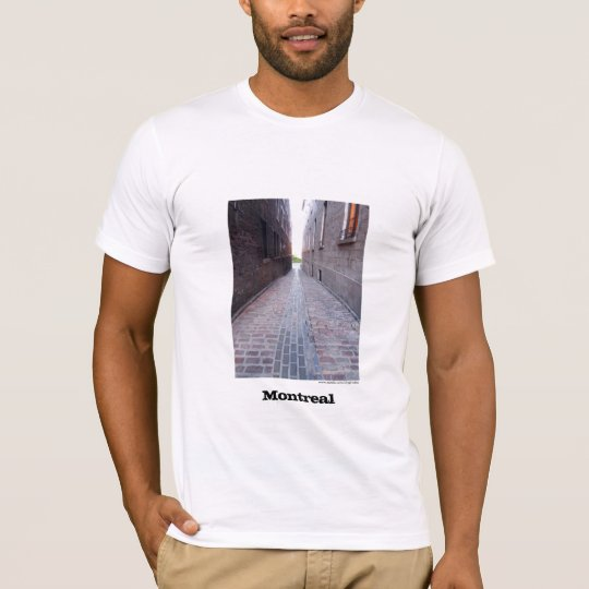 Montreal Alley T-Shirt