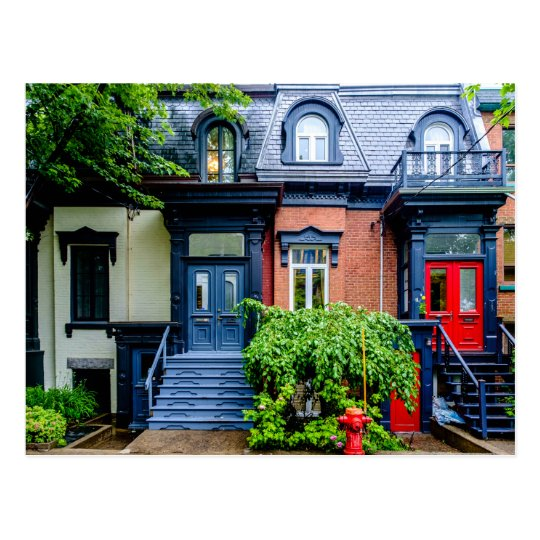 Montreal apartment postcard | Zazzle.com