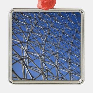 Montreal Biosphere Metal Ornament