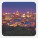Montreal Canada City Skyline Belvedere Kondiaronk Sticker