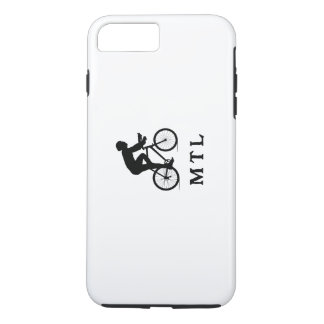 Montreal Canada Cycling MTL iPhone 8 Plus/7 Plus Case