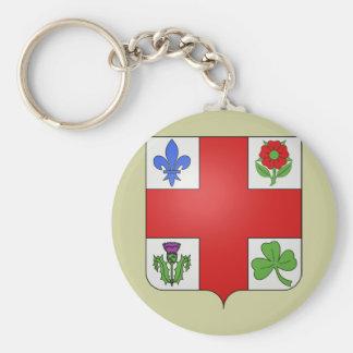 Montreal , Canada Keychain