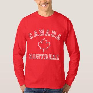 Montreal Canada Tee Shirt