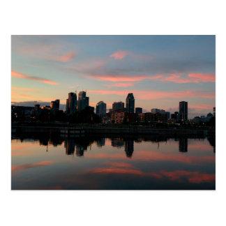Montreal City Postcard