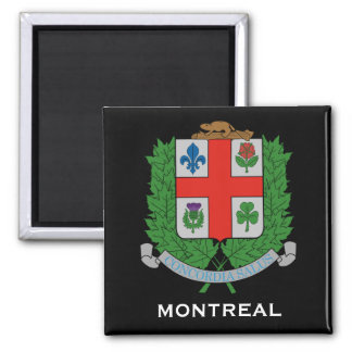 Montreal *Coat of Arms Magnet