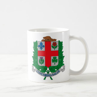 Montreal Coat of Arms Mug