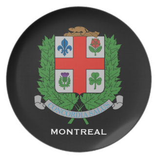 Montreal* Collector's Plate
