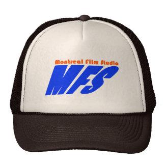 Montreal Film Studio's vintage-style baseball cap Trucker Hat