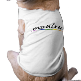 MONTREAL GAY PRIDE -.png Doggie Tee