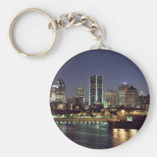 Montreal Keychains