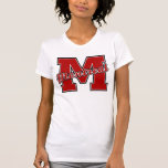 Montreal Letter T-shirts