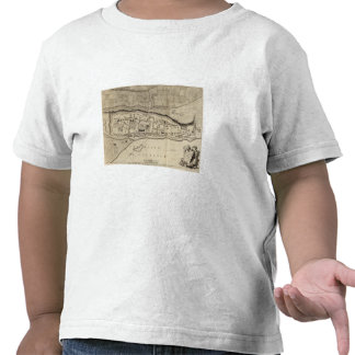 Montreal or Ville Marie Tshirt