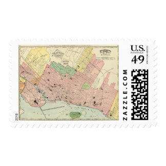 Montreal Postage Stamps