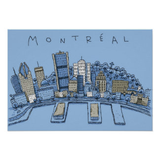 Montreal Póster