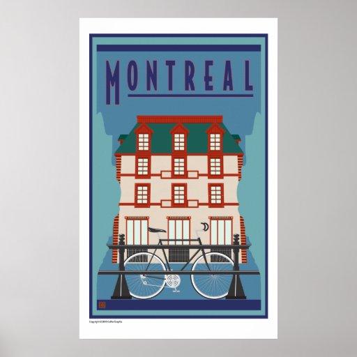 Montreal-Print