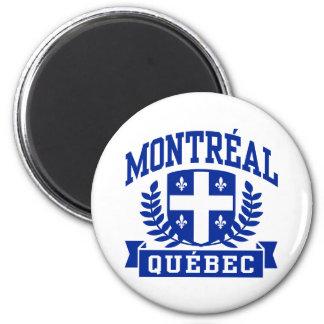 Montreal Quebec Imán De Frigorífico