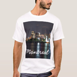 Montreal Short Sleeved T-shirt