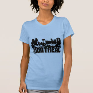 Montreal Skyline Shirt