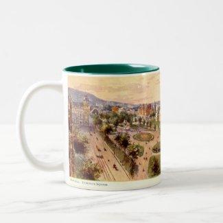 Montreal Souvenir Mug mug