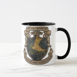 Montresor Coat of Arms Mug