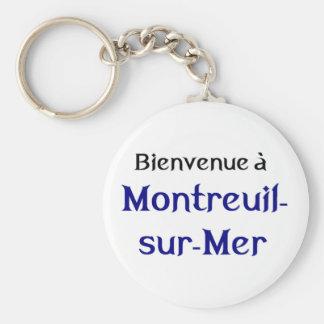 Montreuil Les Miserables Keychain