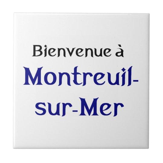 Montreuil Les Miserables Tile