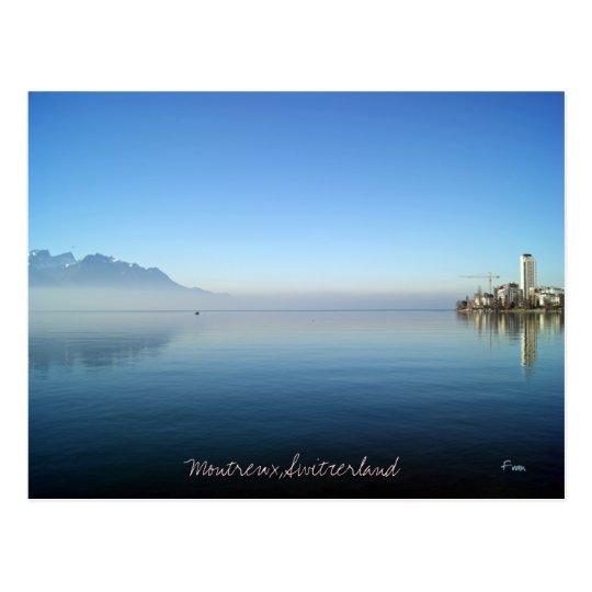 Montreux Postcard
