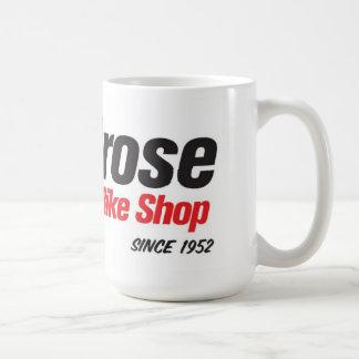 Montrose Bike Shop basic 15oz Cup Classic White Coffee Mug