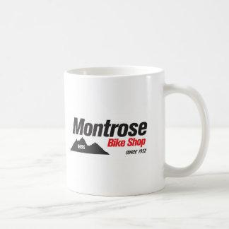 Montrose Bike Shop Classic White Coffee Mug