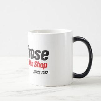 Montrose Bike Shop Morphing Mug