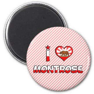Montrose, CA Fridge Magnets