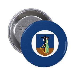 Montserrat Flag Button