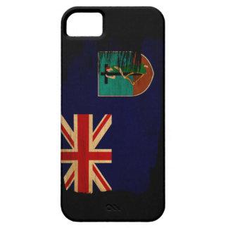 Montserrat Flag iPhone 5 Case