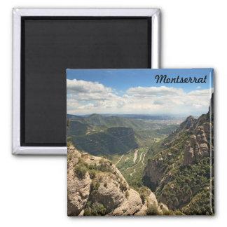 Montserrat mountain magnet