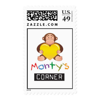 Monty 2,000,000 campaign stamps