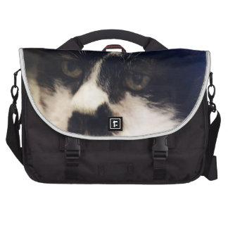 Monty Cat Laptop Shoulder Bag