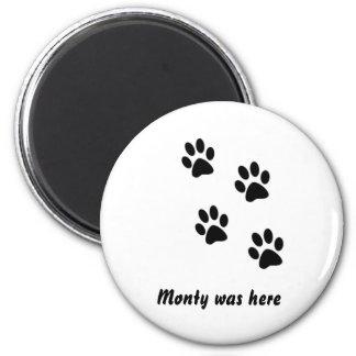 Monty era… Imán