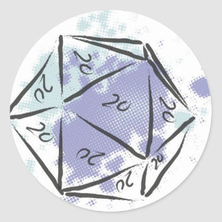 Monty Haul Items Classic Round Sticker