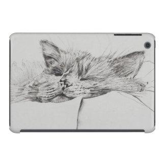 Monty sleepy boy iPad mini covers